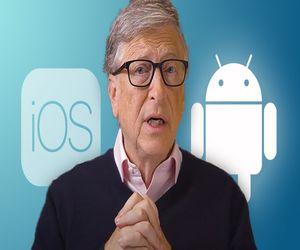 لماذا يفضل مؤسس مايكروسوفت الأندرويد على الآي-فون؟