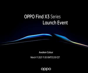 إعلان تشويقي من Oppo يؤكد على موعد حدث Find X3 في 11...
