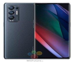 ????الهاتف المتوسط OPPO Find X3 Neo.  ⚫شاشة بحجم 6.5...