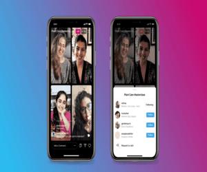 تطبيق Instagram يدعم الآن البث المباشر لعدد 4 أشخاص