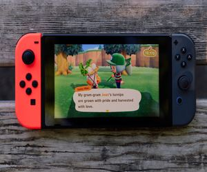 Nintendo Switch مع شاشة OLED أكبر قادمة هذا العام