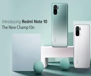 شاومي تطلق سلسلة REDMI NOTE 10 بمستشعر بدقة 108 ميجا...