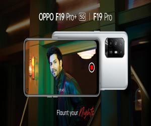 OPPO تعلن عن هاتفي F19 Pro و +F19 Pro