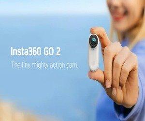 Insta360 Go 2 .. كاميرا بحجم إبهامك للتصوير دون أي عائق