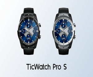 Mobvoi تعلن عن ساعتها الذكية TicWatch Pro S