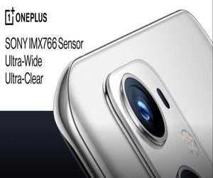 وان بلس تدعم سلسلة OnePlus 9 بمستشعر Sony IMX766 بدق...