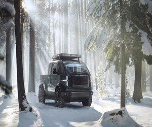 Canoo تكشف عن شاحنة البيك آب الكهربائية