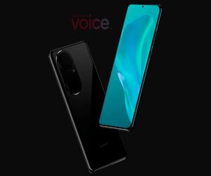 تسريبات مصورة تكشف عن تصميم هاتف P50 Pro بحواف فائقة...