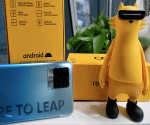 إعلان تشويقي من Realme لهاتف جديد يأتي بمستشعر 108 م...
