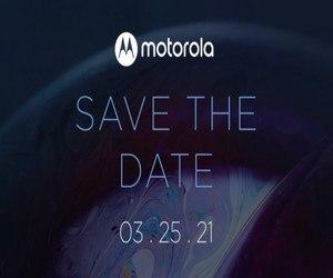 إطلاق هاتف Motorola G100 في 25 مارس