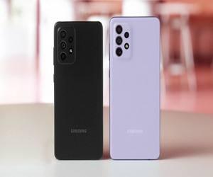سامسونج تعلن عن هواتف Galaxy A52 و Galaxy A72