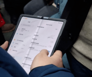 هاتف ذكي قابل للطي من شاومي يحصل على شهادة 3C من الصين