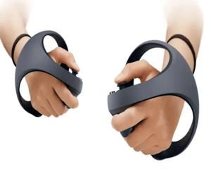 سوني تقدم وحدات تحكم VR الجديدة لبلايستيشن 5