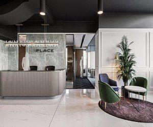 The Place .. مساحة عمل في دبي ذات بيئة هادئة ومريحة