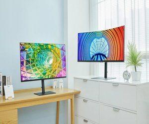 سامسونج تطلق مجموعة جديدة من شاشات الكمبيوتر ????️  ...