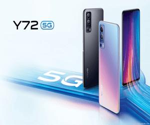 vivo تعلن رسمياً عن هاتف Y72 5G برقاقة معالج Dimensi...