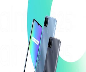 الإعلان الرسمي عن هاتف Realme C25 بقدرة بطارية 6000 mAh