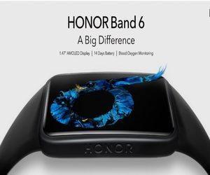 شركة Honor تعلن إطلاق ساعتها الذكية #honorband6 عالم...