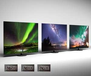 شركة Panasonic تعلن عن فئات التلفاز  JZ1500 و JZ1000...
