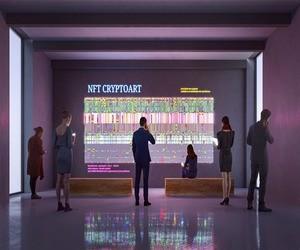 شركات NFT الناشئة تجمع ملايين الدولارات