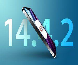 أبل تطلق تحديث iOS 14.4.2