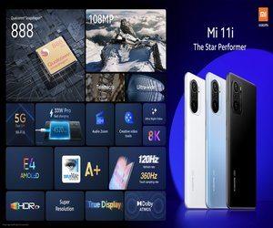 تم الكشف رسميا في حدث #XiaomiNewLaunch عن هاتف #Mi11...