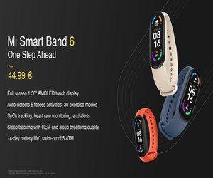 شركة #Xiaomi  أعلنت رسميا عن الساعة الذكية الرياضية ...