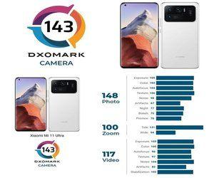 كاميرا هاتف #XiaomiMi11Ultra تحتل المركز الأول كأفضل...