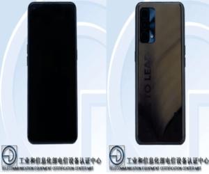 منصة TENAA تكشف عن شكل هاتف Realme RMX3142 ومواصفاته...