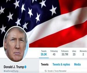 نهاية الدعوى القضائية بشأن حساب ترامب عبر تويتر