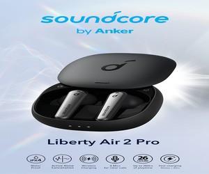 أنكر تطلق سماعة Soundcore Liberty Air 2 Pro الجديدة