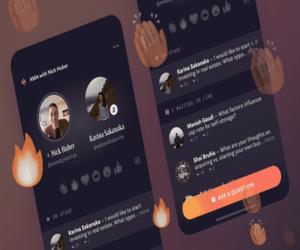 Hotline يمزج بين Clubhouse و Instagram Live