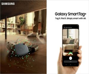 سامسونج تطلق جهاز التعقب Galaxy SmartTag Plus للأسوا...