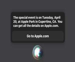 المساعد الصوتي Siri يسرب موعد حدث Apple القادم في ال...
