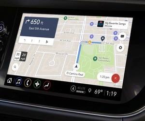 Maps Plus .. نظام الملاحة داخل السيارة من جنرال موتورز
