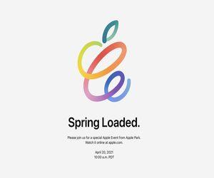 آبل تعلن رسميًا عن حدث Spring Loaded في 20 أبريل