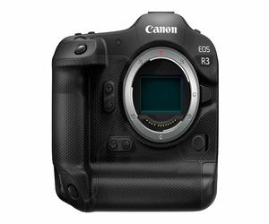 كانون تؤكد تطويرها لكاميرا EOS R3 عديمة المرآة