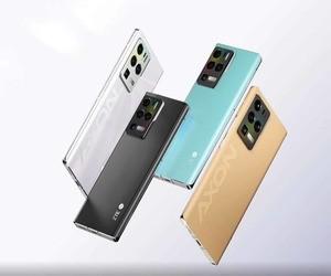 Axon 30 Ultra 5G يأتي بمعدل تحديث 144 هرتز