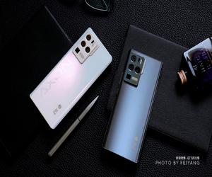 ZTE تعلن رسمياً عن هاتفي Axon 30 Ultra وAxon 30 Pro
