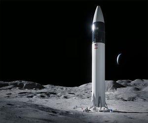 وكالة ناسا تختار سبيس إكس لبناء المسبار القمري
