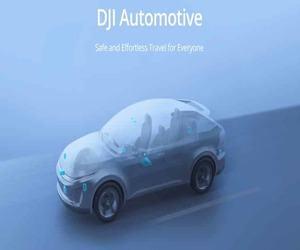 DJI تدخل عالم السيارات الذاتية القيادة عبر DJI Autom...