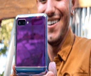 سامسونج تقدم الإصدار القادم من هواتف Galaxy Z Flip ب...