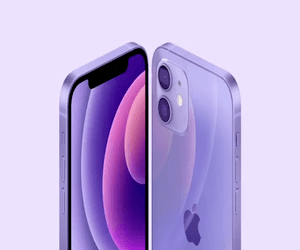 ابل تطلق هواتف iPhone 12 وiPhone 12 mini باللون البن...