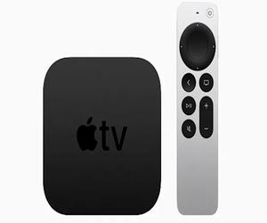 ابل تقدم جهاز Apple TV 4K بتصميم جديد لوحدة التحكم و...