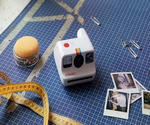 Polaroid Go .. الكاميرا الفورية التناظرية الأصغر حتى...