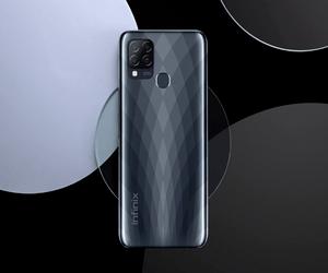 الإعلان الرسمي عن هاتف Infinix Hot 10S بمعدل تحديث 90Hz