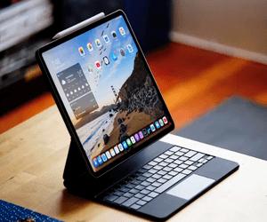 جهاز iPad Pro الجديد بحجم 12.9 إنش لن يدعم لوحة مفات...