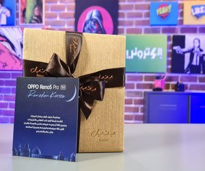 هدية جميلة وصلتنا من @oppo_saudi  بمناسبة شهر #رمضان...