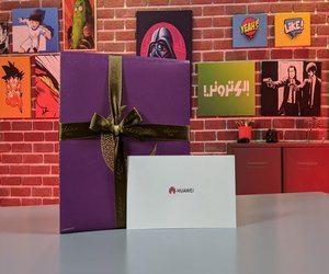 نشكر @HuaweiMobileKSA على الهدية الجميلة بمناسبة شهر...
