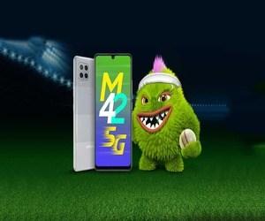 شركة سامسونج تطلق هاتف Galaxy M42 5G